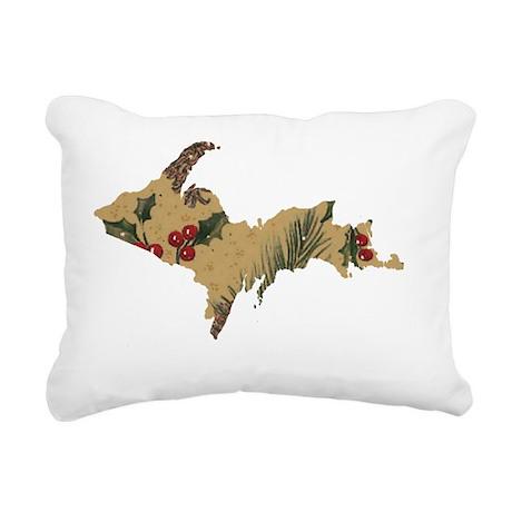 Xmas007.gif Rectangular Canvas Pillow
