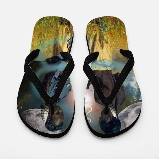 Shaman Flip Flops