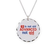 63 is not old designs Necklace
