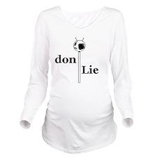 ,bj Long Sleeve Maternity T-Shirt