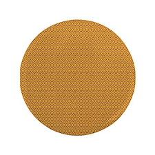 """Pattern beige 231 3.5"""" Button (100 pack)"""