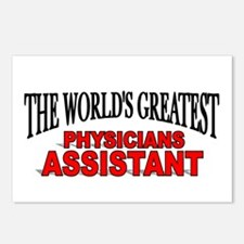"""""""The World's Greatest Physicians Assistant"""" Postca"""
