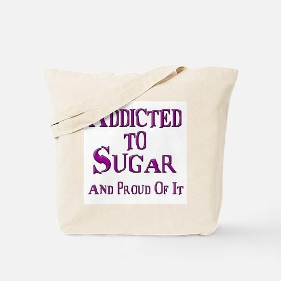 Cute Chocolate addict Tote Bag