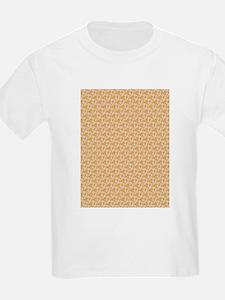 Pattern beige 233 T-Shirt