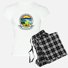 Alaska Seal Pajamas
