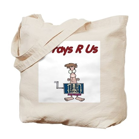 X-Rays Are Us Tote Bag