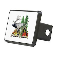 Bull elk buck deer Hitch Cover