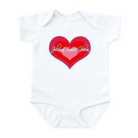 babygirl Infant Bodysuit