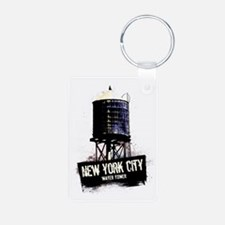 New York City Water Tower Keychains