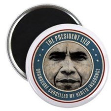 The President Lied Magnets