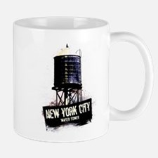 New York City Water Tower Mugs