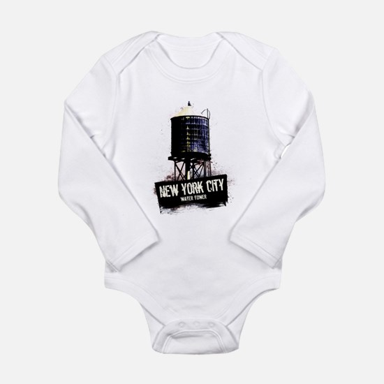 New York City Water Tower Body Suit