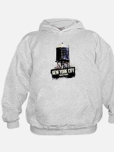 New York City Water Tower Hoodie