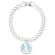Alice and the White Rabb Bracelet