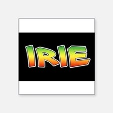 Irie Sticker