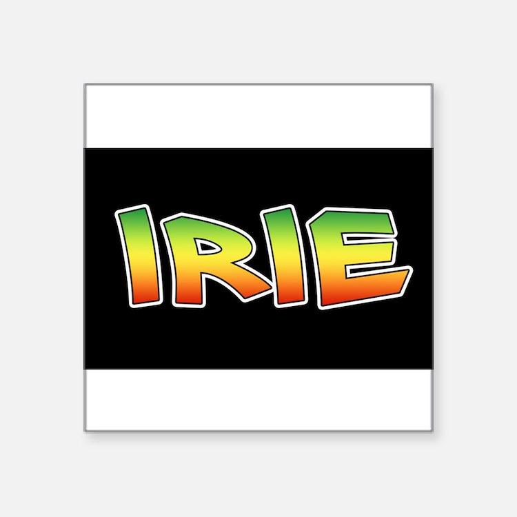 Irie Sticker