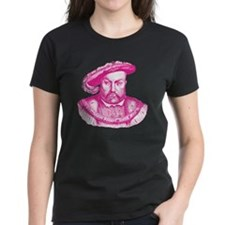 Pink Henry the Eighth VIII Tee