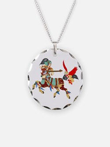 Heavy Metal Mythology Necklace