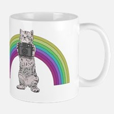 LOMO KITTY!  Mug