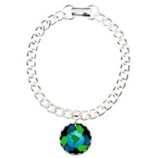 Recycle Earth Bracelet