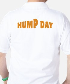 Hump Day [text] T-Shirt