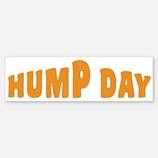 Hump Day [text] Bumper Bumper Sticker