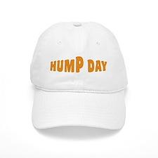 Hump Day [text] Baseball Cap