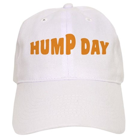 Hump Day [text] Cap