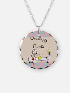 Oncology Nurse 5 Necklace