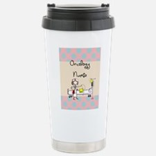 Oncology Nurse 5 Travel Mug