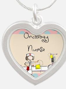 Oncology Nurse 5 Necklaces