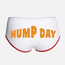 Hump Day [text] Women's Boy Brief