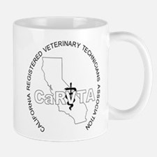 California Veterinary Technicians Association Mugs