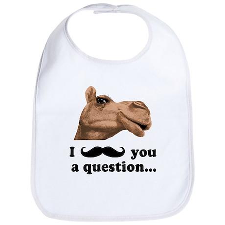 Funny Camel Bib