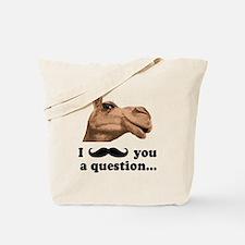 Funny Camel Tote Bag