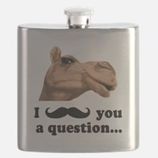 Funny Camel Flask