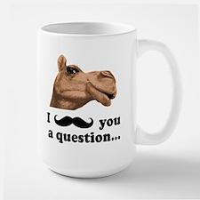 Funny Camel Large Mug