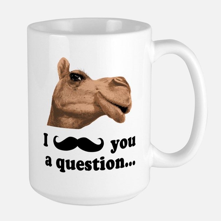 Funny Camel Mug
