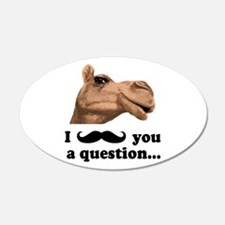 Funny Camel Wall Decal