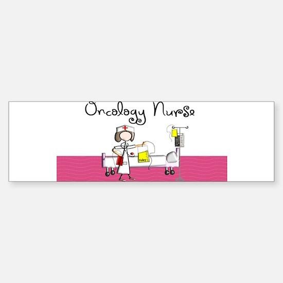 Oncology Nurse 3 Bumper Bumper Bumper Sticker