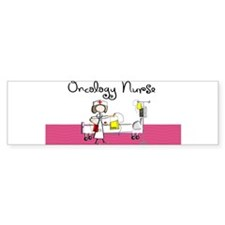 Oncology Nurse 3 Bumper Bumper Sticker