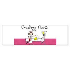 Oncology Nurse 3 Bumper Bumper Sticker