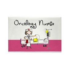 Oncology Nurse 3 Magnets