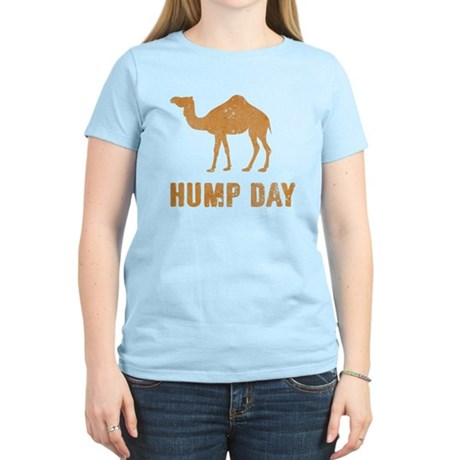 Vintage Hump Day Women's Light T-Shirt
