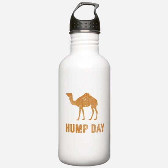 Vintage Hump Day Water Bottle