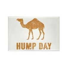 Vintage Hump Day Rectangle Magnet (100 pack)