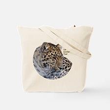 CST Amur Leopard Tote Bag