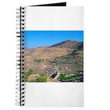 Hills in Tunisia Journal