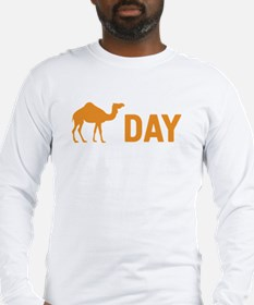 Hump Day Camel Long Sleeve T-Shirt