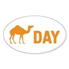 Hump Day Camel Decal